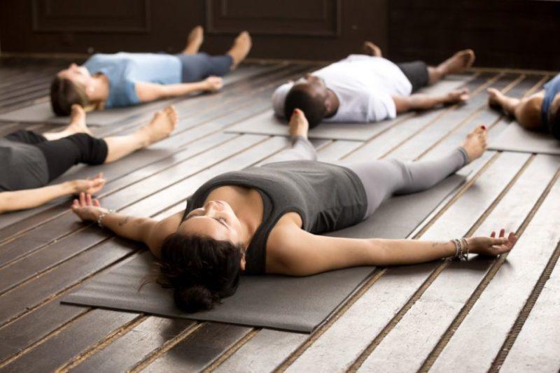 yoga nidra Roma